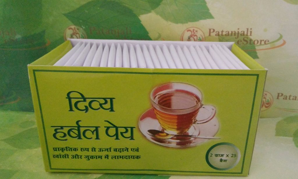 Divya Herbal Peya