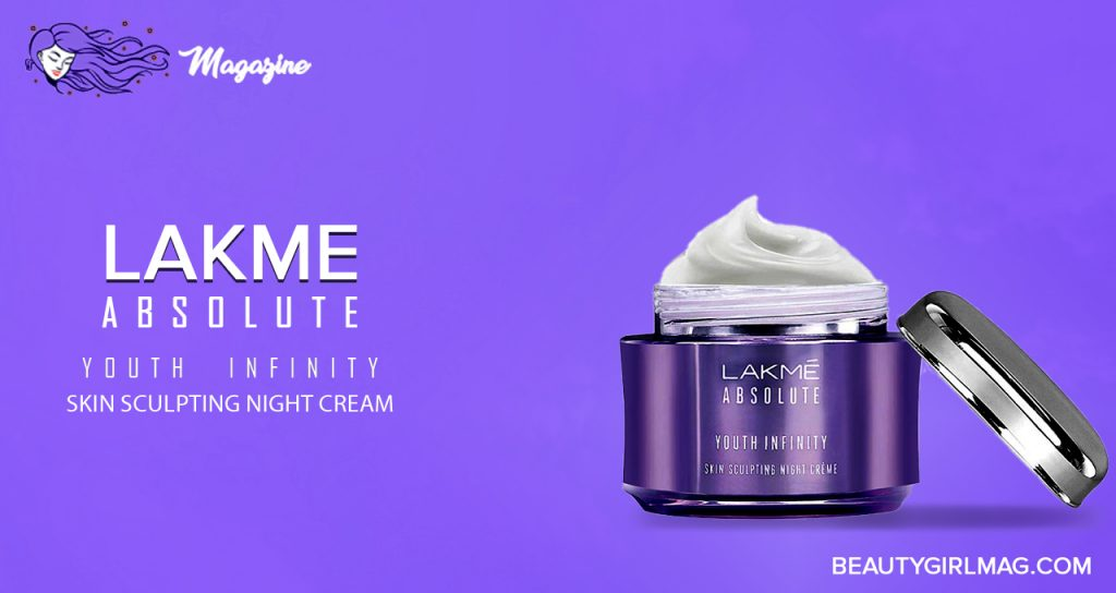 Lakme absolute youth infinity - Skin Sculpting night cream