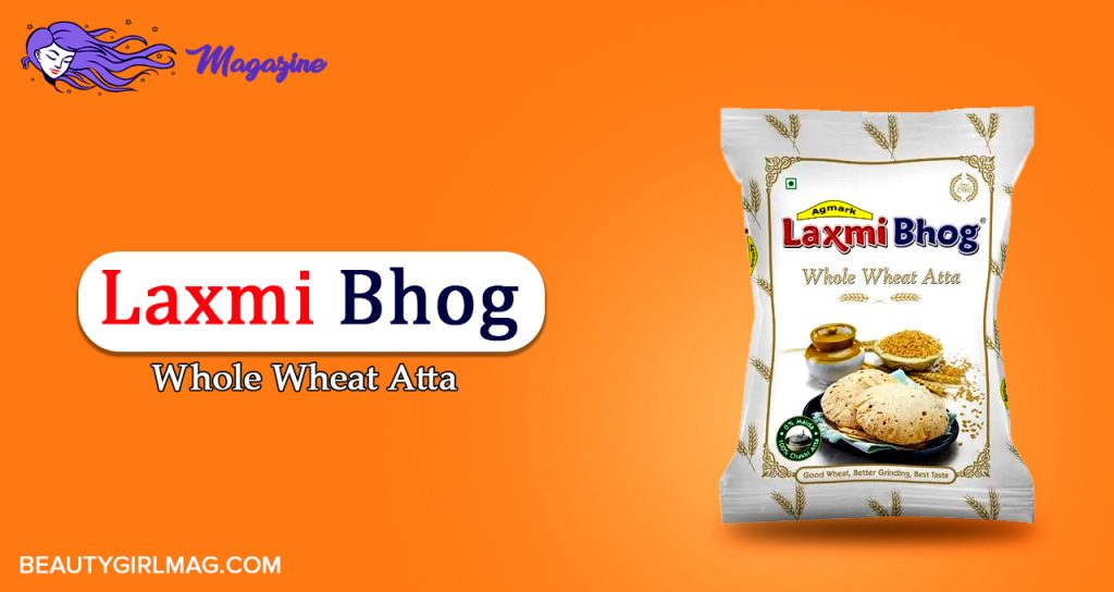 Laxmi Bhog Whole Wheat Atta