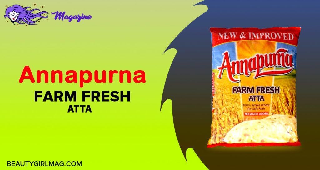Annapurana Farm Fresh Atta