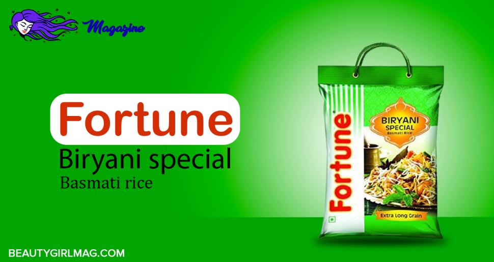 Fortune Briyani Special Basmati Rice