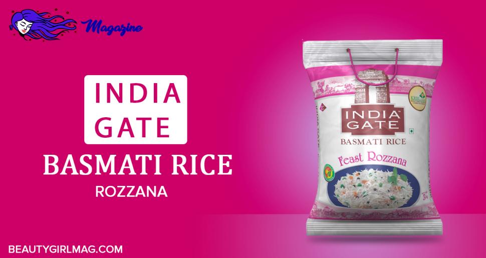 India Gate Basmati Rice Rozzana