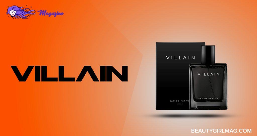 Villain (Eau De Parfum) Perfume For Men (lack)